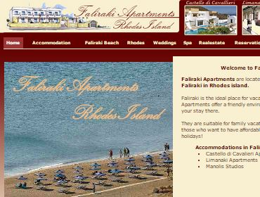 Hotel Website, Photography